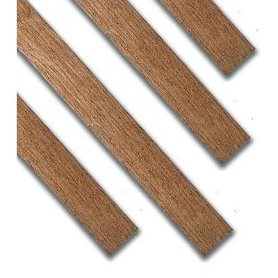 CHAPA FORRO SAPELLY (0,6 x 5 x 1.000 mm) 25 unidades