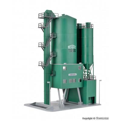 CEMENTERA SCHWARZ BAU (180 x 140 x 265 mm) -Escala H0 / 1/87- Kibri 39930