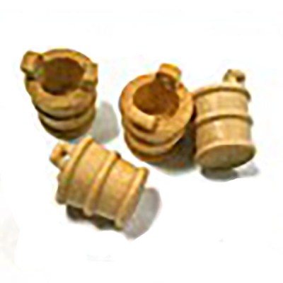 CUBO MADERA DE BOJ 9 mm (4 unidades) AMATI 414509