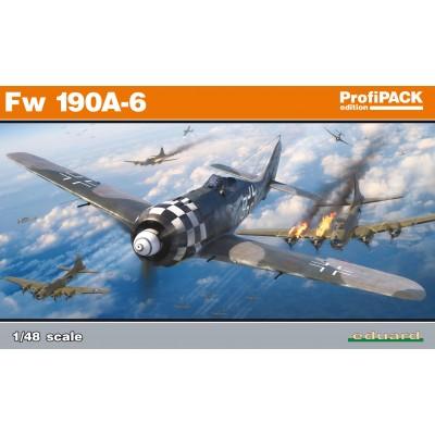 FOCKER WULF Fw-190 A6 -Escala 1/48- Eduard 82148
