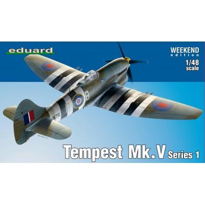 HAWKER TEMPEST Mk-V Serie 1 -Escala 1/48- Eduard 82171