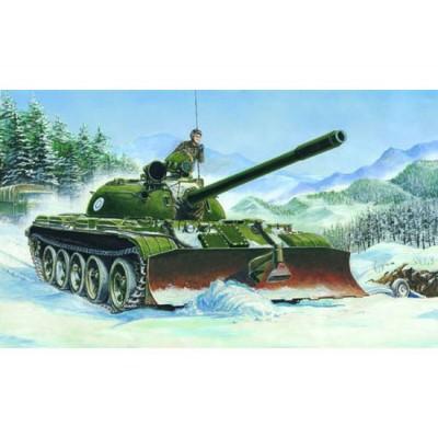 CARRO COMBATE T-55 1.958 PALA
