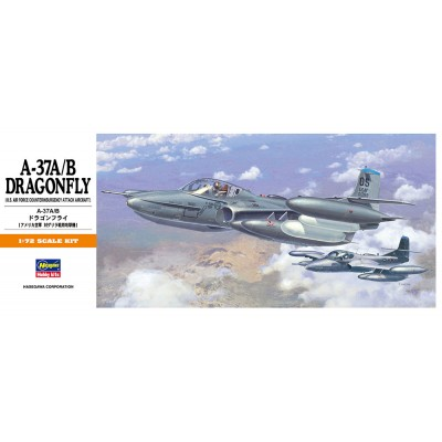 CESSNA A-37 A/B DRAGONFLY