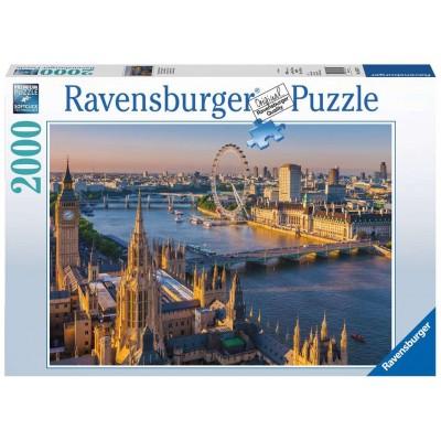 PUZZLE 2000 PZS LONDRES - RAVENSBURGER 16627