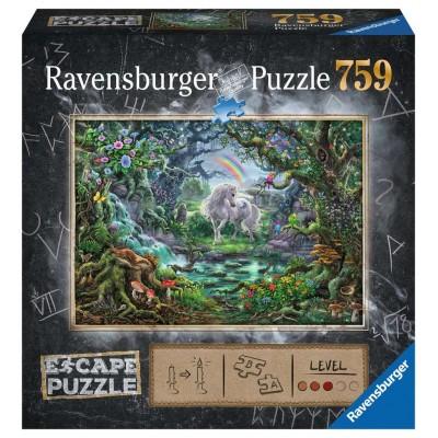 PUZZLE 759 PZS SCAPE EL UNICORNIO - 70x50 CMS - RAVENSBURGER 16512