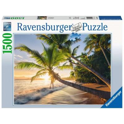 PUZZLE 1500 PZS PLAYA SECRETA - RAVENSBURGER 15015