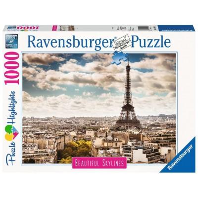 PUZZLE 1000 PZAS PARIS - RAVENSBURGER 14087