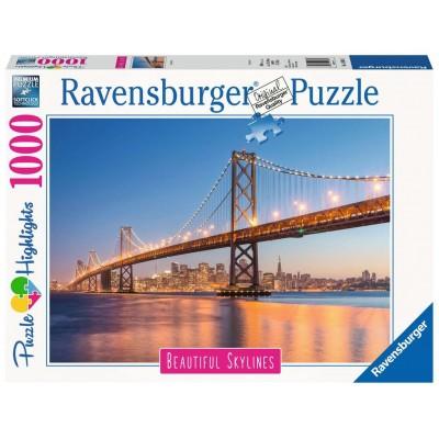 PUZZLE 1000 PZAS SAN FRANCISCO - RAVENSBURGER 14083