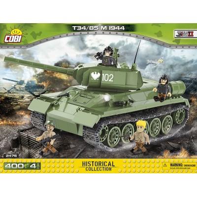 CARRO DE COMBATE T-34/85 - COBI 2476