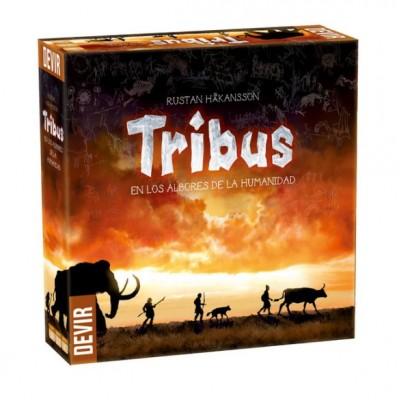 JUEGO TRIBUS - DEVIR