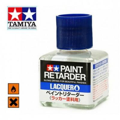 PAINT RETARDER (LACQUER) 40ml TAMIYA 87198