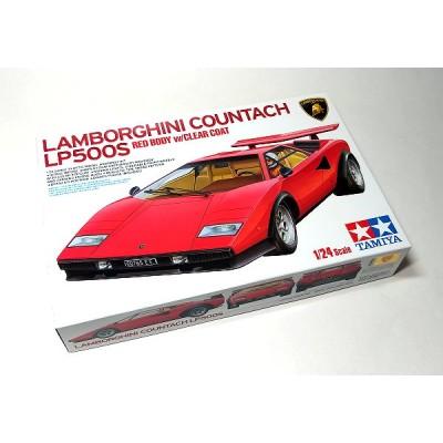 LAMBORGHINI COUNTACH LP500S - ESCALA 1/24 - TAMIYA 25419