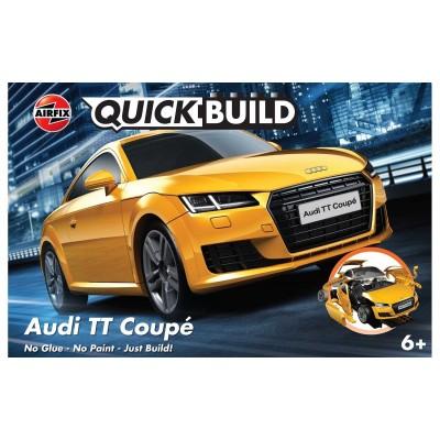 QUICKBUILD: AUDI TT COUPE - AIRFIX J6034
