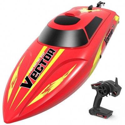 VOLANTEX RACENT VECTOR 30 BOAT RTR RED