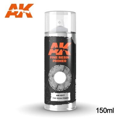 SPRAY FINE RESIN PRIMER 150 ml - AK 1017