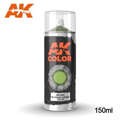 SPRAY VERDE RUSO 150 ml - AK 1026