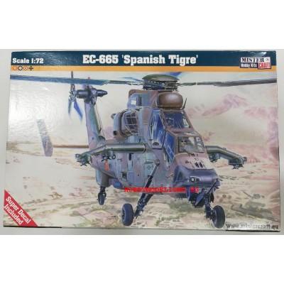 HELICOPTERO SPANISH TIGRE - ESCALA 1/72 - MISTER HOBBY CRAFT 040598