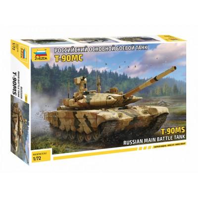 CARRO DE COMBATE T-90 ESCALA 1/72 - ZVEZDA 5065