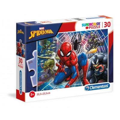 PUZZLE 30 Pzas SPIDER MAN - Clementoni 20250