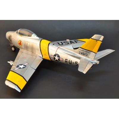 NORTH AMERICAN F-86 SABRE -Escala 1/18- Hobby Boss 81808