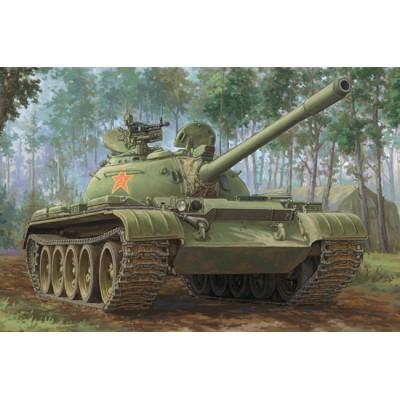 CARRO DE COMBATE Type 59-1 -Escala 1/35- Hobby Boss 84542
