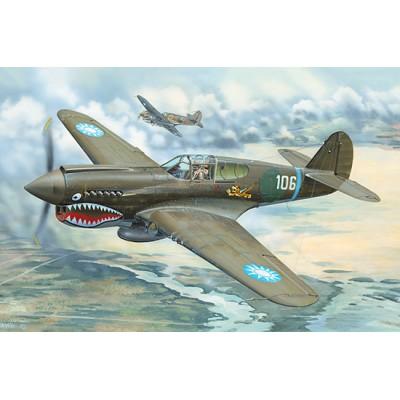 CURTISS P-40 E WARHAWK -Escala 1/32- Trumpeter 02269