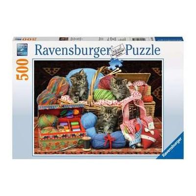 PUZZLE 500 PZS DIVERSION - RAVENSBURGER 14785