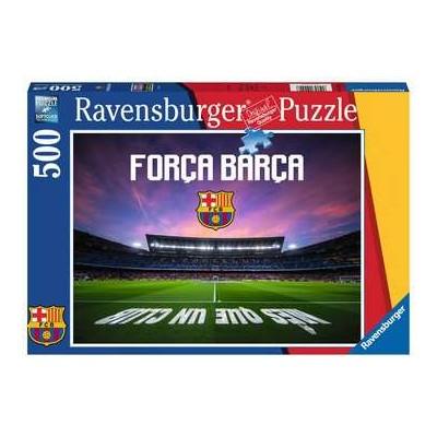 PUZZLE 500 PZAS FC BARCELONA - RAVENSBURGER 19942