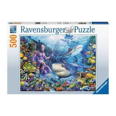 PUZZLE 500 PZAS REY DEL MAR - RAVENSBURGER 15039
