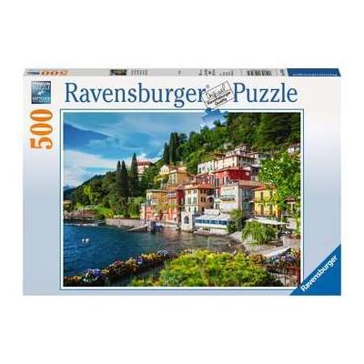 PUZZLE 500 PZAS LAGO COMO - RAVENSBURGER 14756