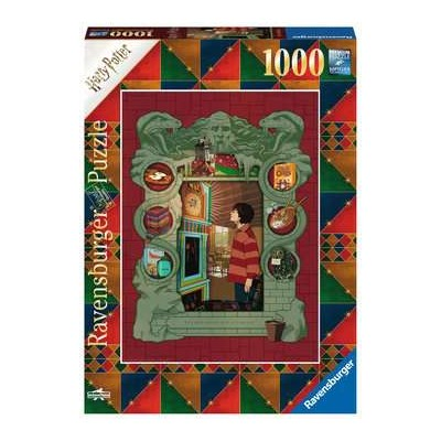 PUZZLE 1000 PZAS HARRY POTTER - RAVENSBURGER 16516