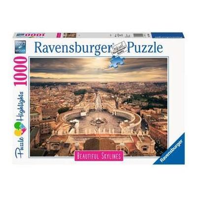 PUZZLE 1000 PZAS ROMA - RAVENSBURGER 14082