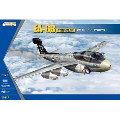 GRUMMAN EA-6 B PROWLER (PlayBoys) -Escala 1/48- Kinetic K48112
