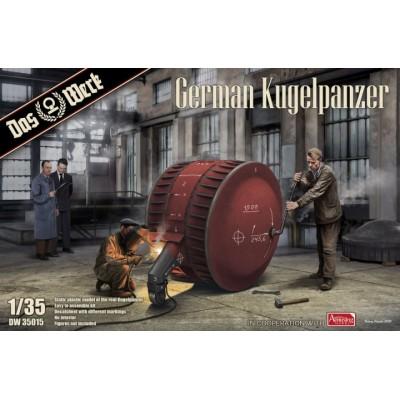 KUGELPANZER (2 unidades) -Escala 1/35- DAS WERK 35015