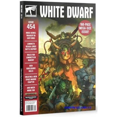 REVISTA WHITE DWARF 454 (INGLES)