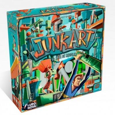 JUEGO DE TABLERO: JUNK ART