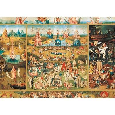 PUZZLE 2000 pzas EL JARDIN DE LAS DELICIAS - Educa 18505