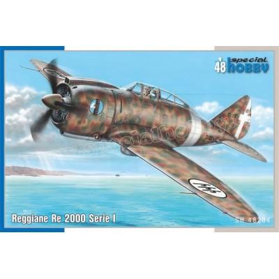 REGGIANE RE.2000 Serie I -Escala 1/48- Special Hobby SH48204