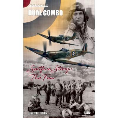 SUPERMARINE SPITFIRE MK-I (The Spitfire Story) -Escala 1/48- Eduard 11143