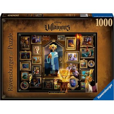 PUZZLE 1000 pzas VILLAINOUS PRINCE JOHN, DISNEY - Ravensburguer 15024