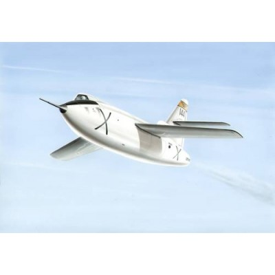 DOUGLAS D-558-2 SKYROCKET - ESCALA 1/72 - SPECIAL HOBBY 72163