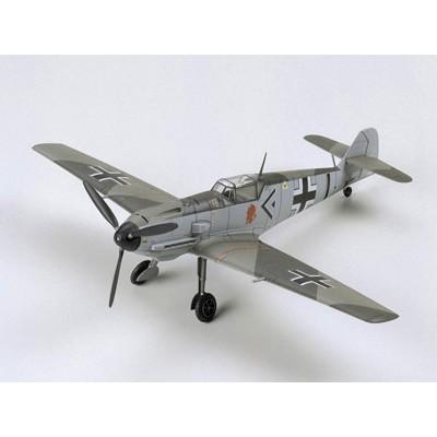 MESSERSCHMITT Bf-109 E-3 -Escala 1/72- Tamiya 60750
