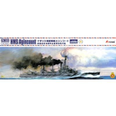HMS AGINCOURT - ESCALA 1/700 - FLYHAWK 1310