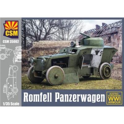 ROMFELL PANZERWAGEN- ESCALA 1/35 - CooperStateModels CSM35002