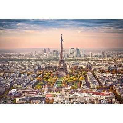 PUZZLE 1500 PZS CITYSCAPE DE PARIS - CASTORLAND 151837