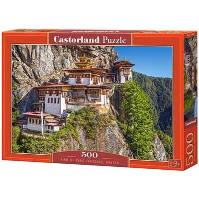 PUZZLE 500 PZS PARO TAKTSANG , BHUTAN - CASTORLAND 53445