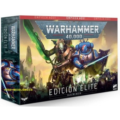 WARHAMMER 40000 ELITE (EN ESPAÑOL) - GAMES WORKSHOP 40-03