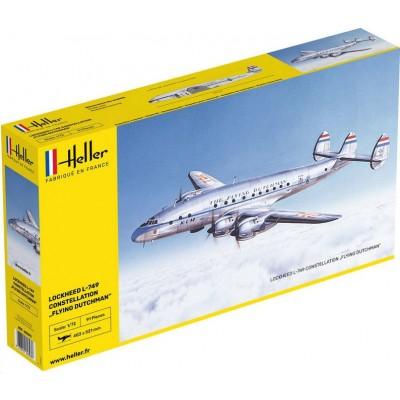 LOCKHEED L-749 CONSTELLATION 'Flying Dutchman' -Escala 1/72- Heller 80393