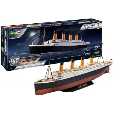 RMS TITANIC ESCALA 1/600 EASYCLICK - REVELL 05498