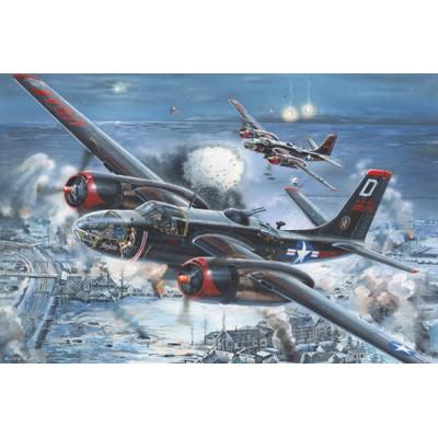 DOUGLAS A-26 C INVADER -Escala 1/32- Hobby Boss 83214